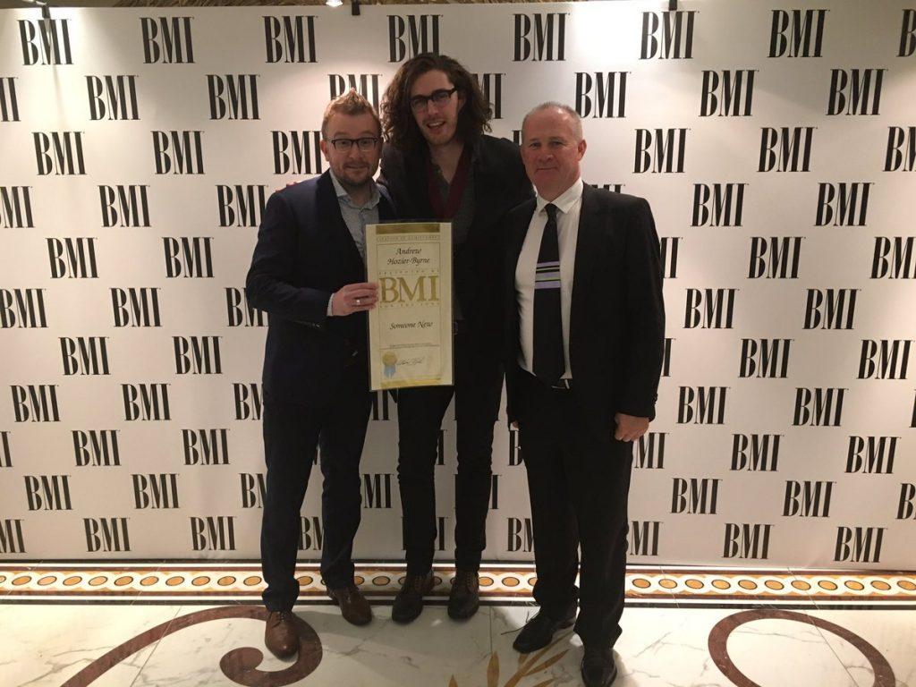 Hozier imro bmi award